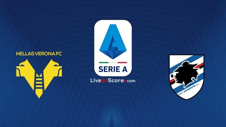 Verona vs Sampdoria Preview and Prediction Live stream Serie Tim A 2020/21