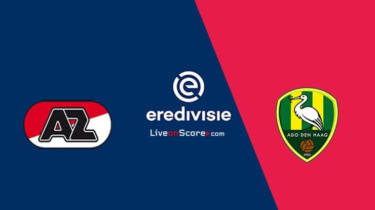 AZ Alkmaar vs Den Haag Preview and Prediction Live stream  Eredivisie 2021
