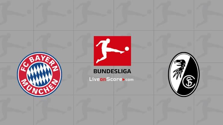 Bayern Munich vs Freiburg Preview and Prediction Live stream Bundesliga 2021