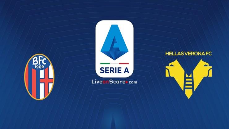 Bologna vs Verona Preview and Prediction Live stream Serie Tim A 2021