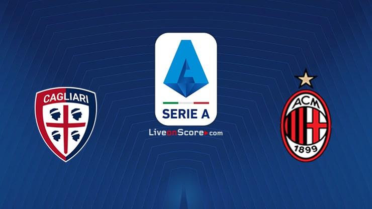 Cagliari vs AC Milan Preview and Prediction Live stream Serie Tim A 2021