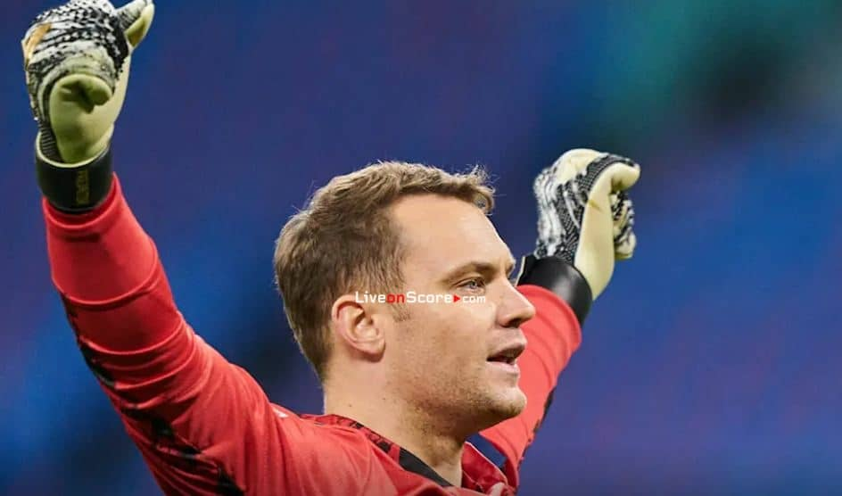 Manuel Neuer is Germany's player of the year 2020