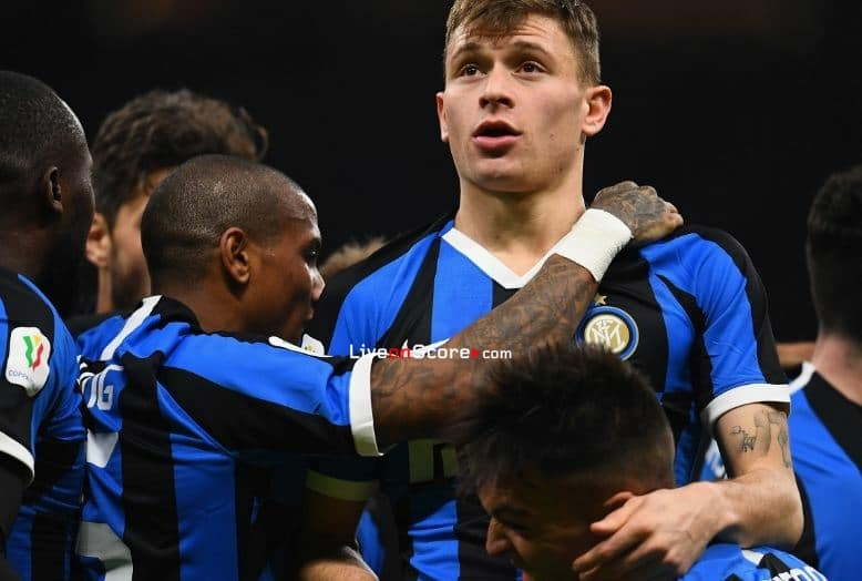 """Barella: """"Lukaku is a force of nature. I have always admired Stankovic""""."""