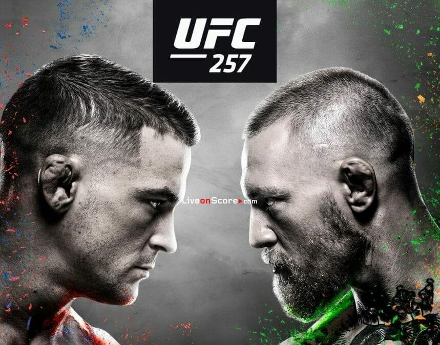 Dustin Poirier vs Conor McGregor  Preview and Prediction Live stream UFC Fight Night 257
