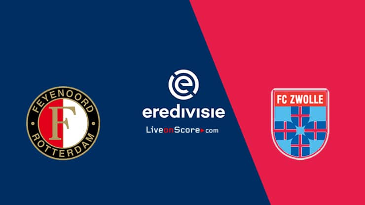 Feyenoord vs Zwolle Preview and Prediction Live stream  Eredivisie 2021