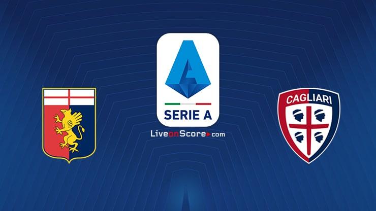 Genoa vs Cagliari Preview and Prediction Live stream Serie Tim A 2021