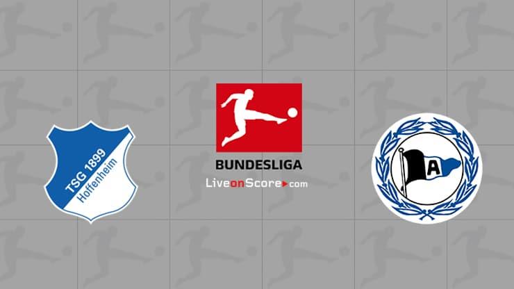 Hoffenheim vs Arminia Bielefeld Preview and Prediction Live stream Bundesliga 2021