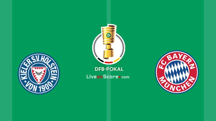 Holstein Kiel vs Bayern Munich Preview and Prediction Live Stream DFB Pokal 1/16 Finals 2021