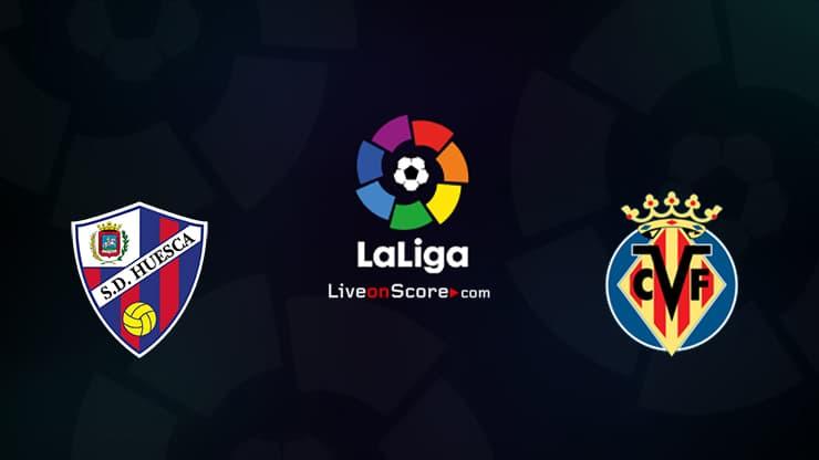 Huesca vs Villarreal Preview and Prediction Live stream LaLiga Santander 2021