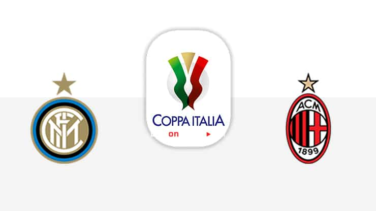 Inter vs AC Milan Preview and Prediction Live Stream Coppa Italia 1/4 Finals 2021
