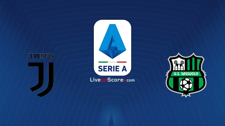 Juventus vs Sassuolo Preview and Prediction Live stream Serie Tim A 2021