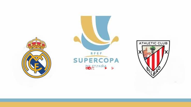 Real Madrid vs Ath Bilbao Preview and Prediction Live stream – Spain Super 2021