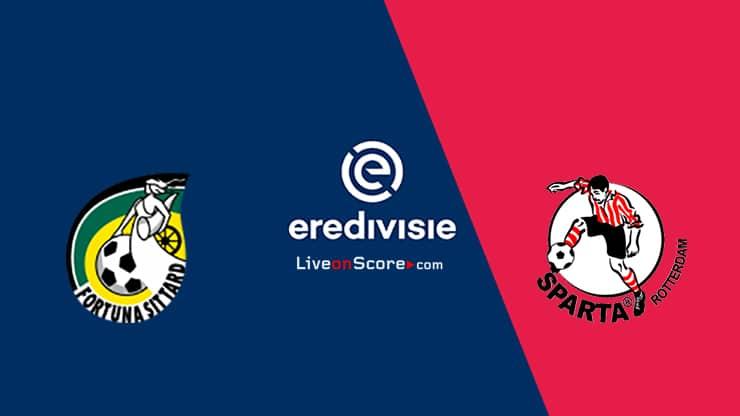 Sittard vs Sparta Rotterdam Preview and Prediction Live stream  Eredivisie 2021