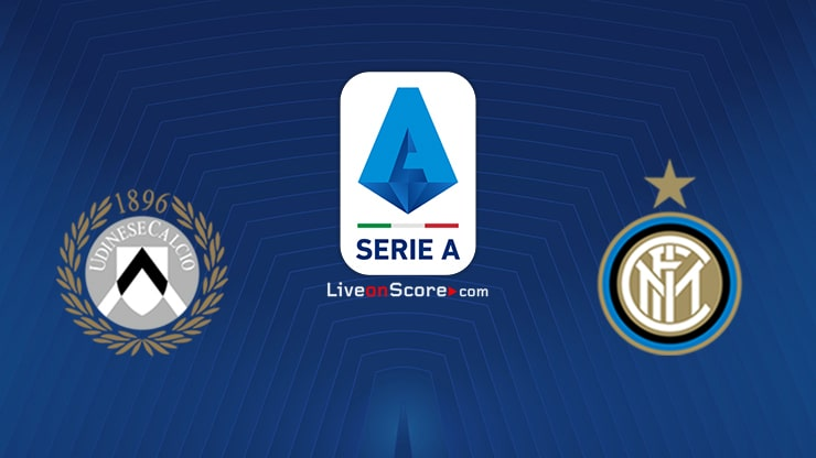 Udinese vs Inter Preview and Prediction Live stream Serie Tim A 2021