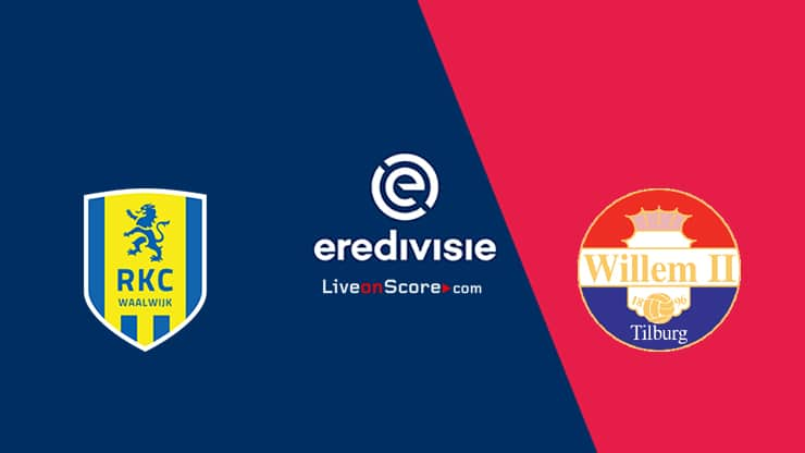 Waalwijk vs Willem II Preview and Prediction Live stream  Eredivisie 2021