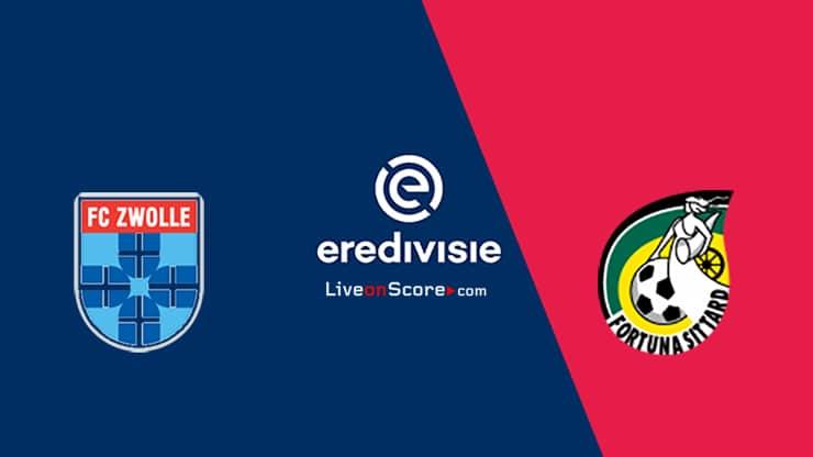 Zwolle vs Sittard Preview and Prediction Live stream  Eredivisie 2021