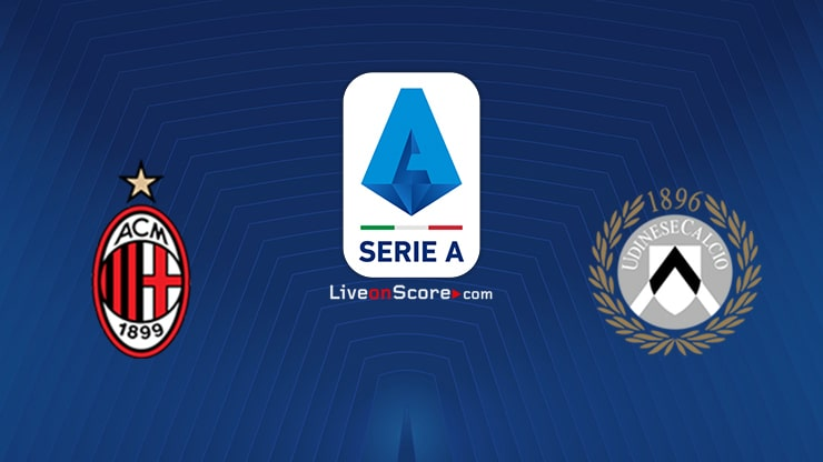 AC Milan vs Udinese Preview and Prediction Live stream Serie Tim A 2021
