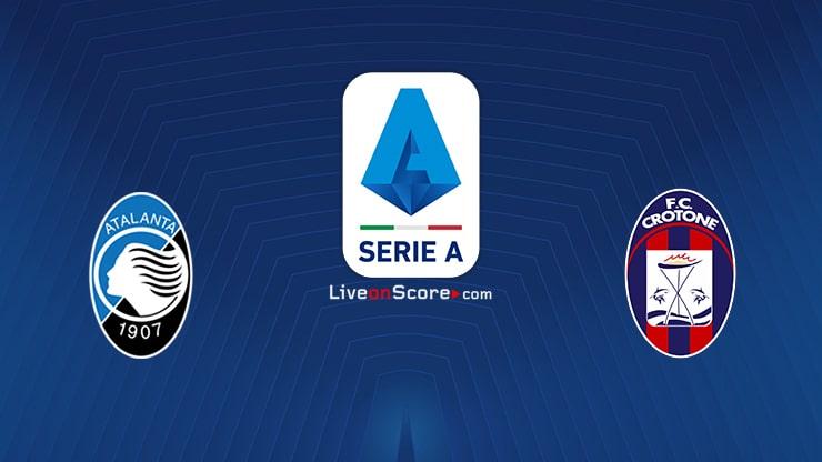 Atalanta vs Crotone Preview and Prediction Live stream Serie Tim A 2021