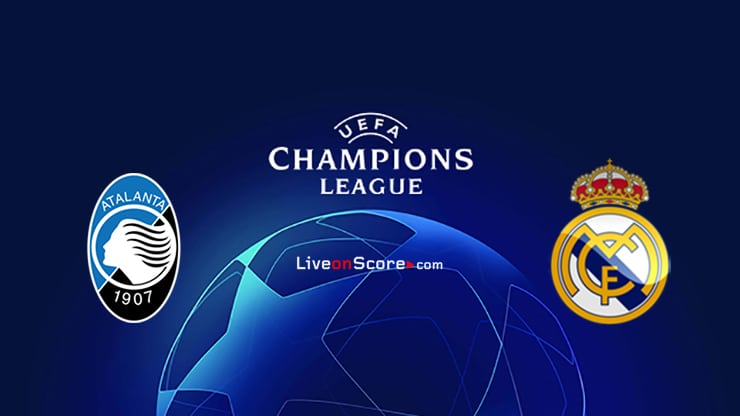 Atalanta vs Real Madrid Preview and Prediction Live stream UEFA Champions League 1/8 Finals  2021