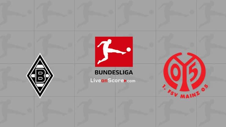 B. Monchengladbach vs Mainz Preview and Prediction Live stream Bundesliga 2021