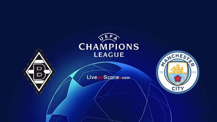 B. Monchengladbach vs Manchester City Preview and Prediction Live stream UEFA Champions League 1/8 Finals  2021