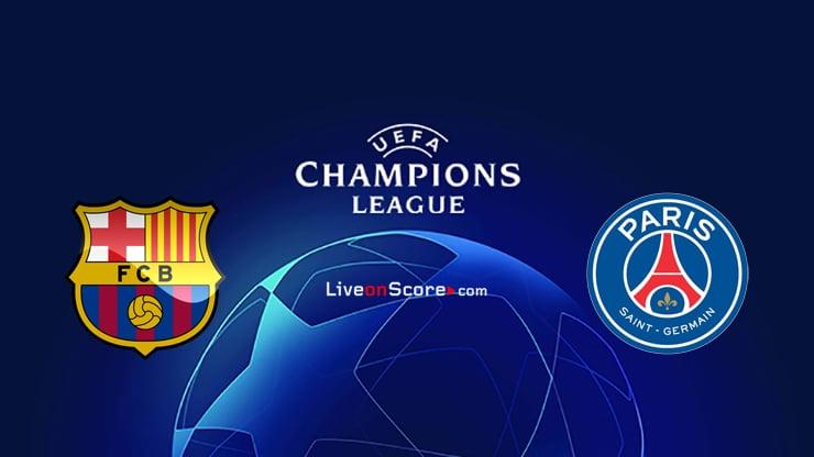 Barcelona vs Paris SG Preview and Prediction Live stream UEFA Champions League 1/8 Finals  2021