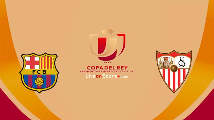 Barcelona vs Sevilla Preview and Prediction Live stream Copa del Rey 2020