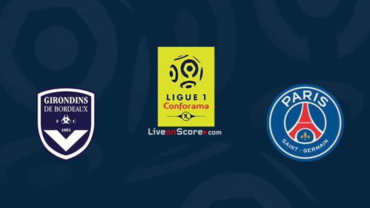Bordeaux vs Paris SG Preview and Prediction Live stream Ligue 1 – 2021