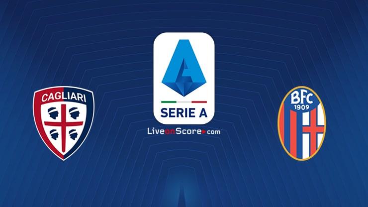 Cagliari vs Bologna Preview and Prediction Live stream Serie Tim A 2021