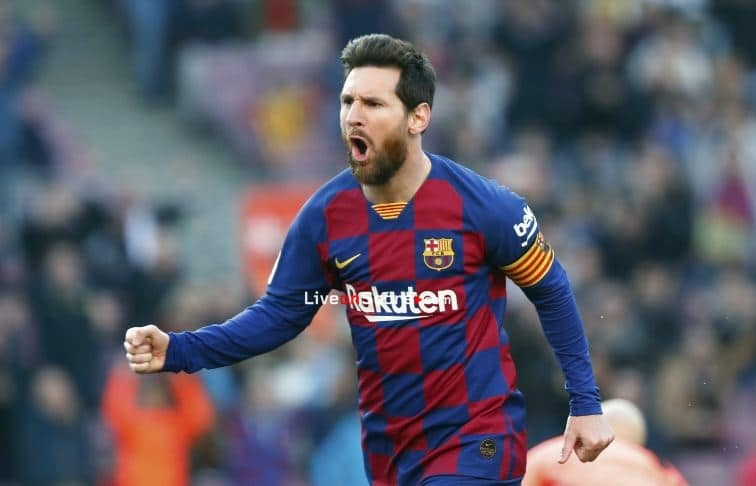 Messi's 38th victim in LaLiga