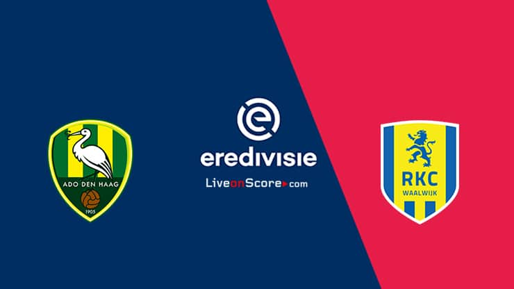 Den Haag vs Waalwijk Preview and Prediction Live stream  Eredivisie 2021