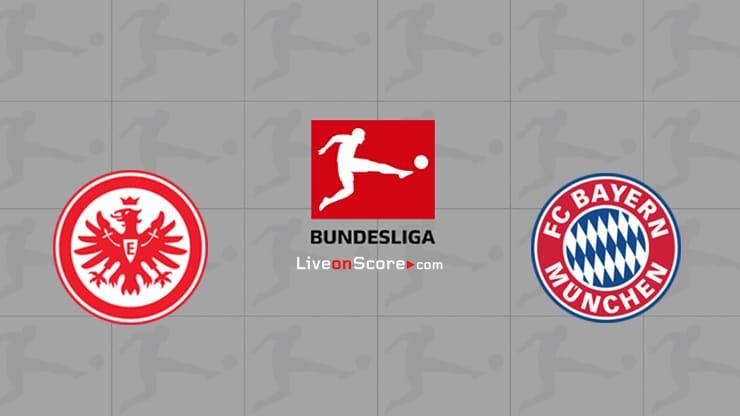 Eintracht Frankfurt vs Bayern Munich Preview and Prediction Live stream Bundesliga 2021