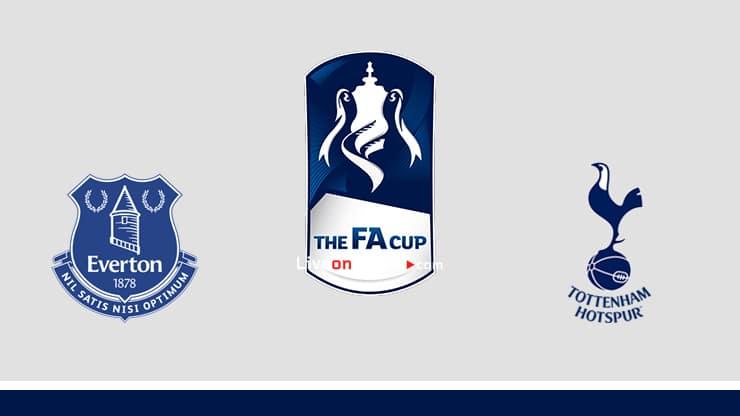Everton vs Tottenham Preview and Prediction Live stream Fa Cup 2021
