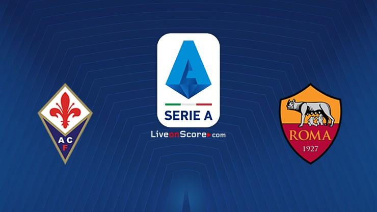Fiorentina vs AS Roma Preview and Prediction Live stream Serie Tim A 2021