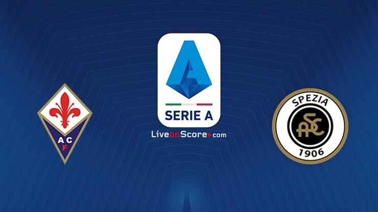 Fiorentina vs Spezia Preview and Prediction Live stream Serie Tim A 2021