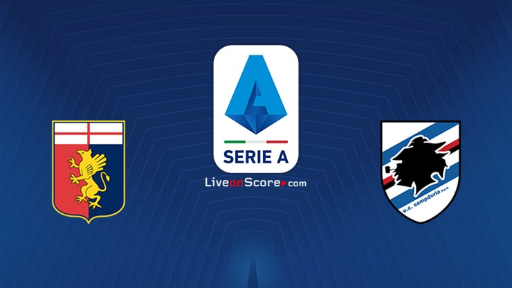 Genoa vs Sampdoria Preview and Prediction Live stream Serie Tim A 2021