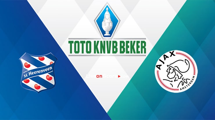 Heerenveen vs Ajax Preview and Prediction Live stream KNVB Cup 2021