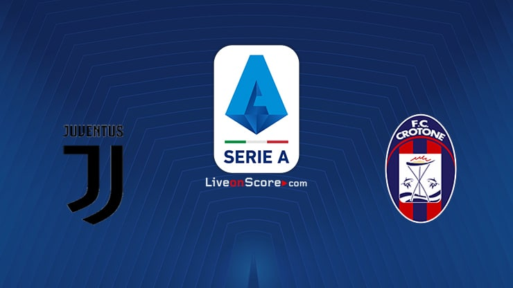 Juventus vs Crotone Preview and Prediction Live stream Serie Tim A 2021