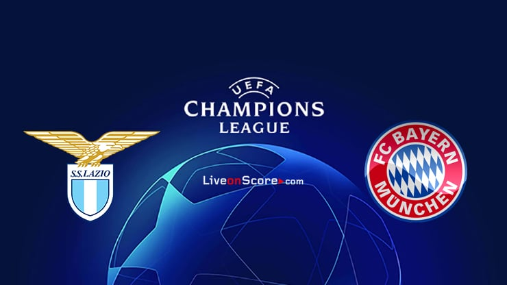 Lazio vs Bayern Munich Preview and Prediction Live stream UEFA Champions League 1/8 Finals  2021