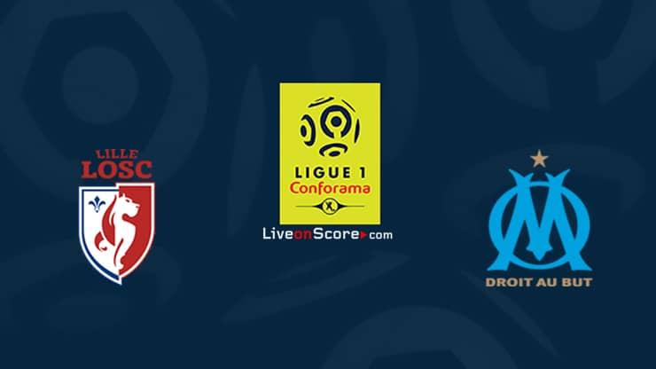 Lille vs Marseille Preview and Prediction Live stream Ligue 1 – 2021