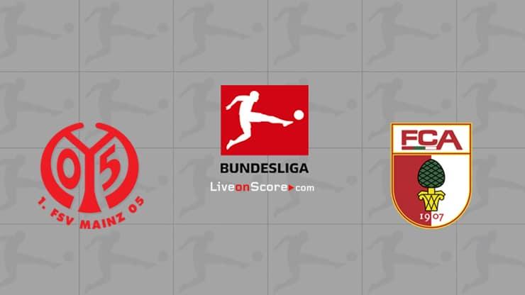 Mainz vs Augsburg Preview and Prediction Live stream Bundesliga 2021