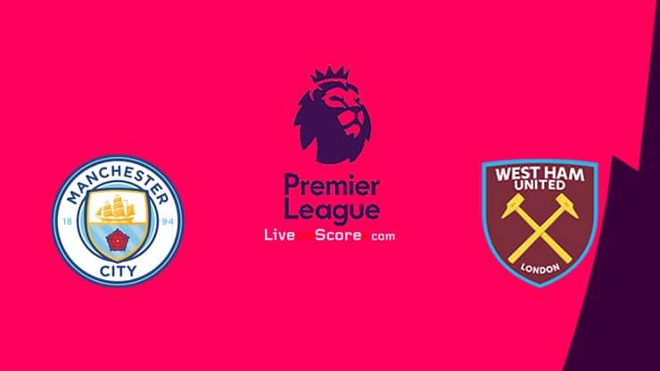 Manchester City vs West Ham Preview and Prediction Live stream Premier League 2021