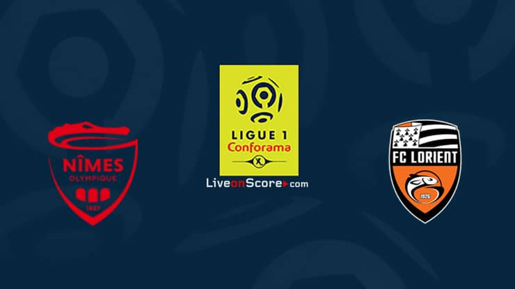 Nimes vs Lorient Preview and Prediction Live stream Ligue 1 – 2021