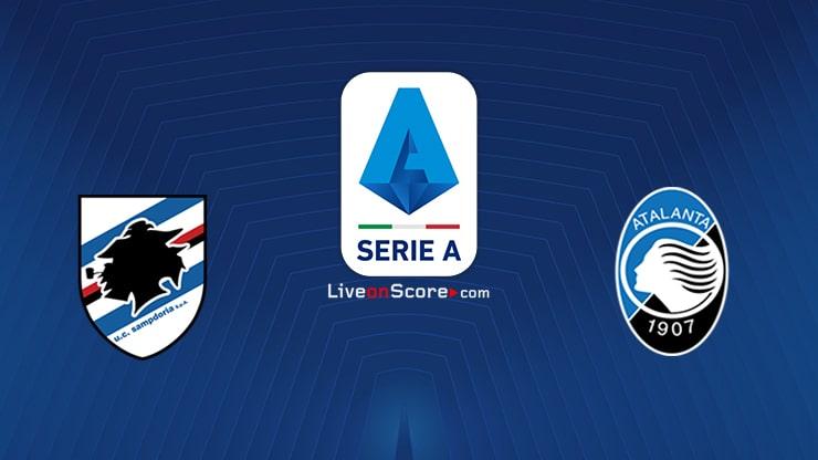 Sampdoria vs Atalanta Preview and Prediction Live stream Serie Tim A 2021