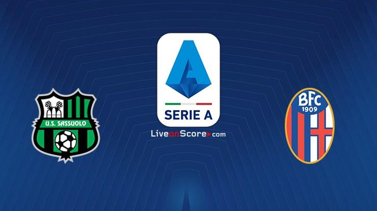 Sassuolo vs Bologna Preview and Prediction Live stream Serie Tim A 2021