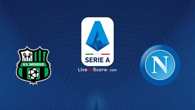 Sassuolo vs Napoli Preview and Prediction Live stream Serie Tim A 2021