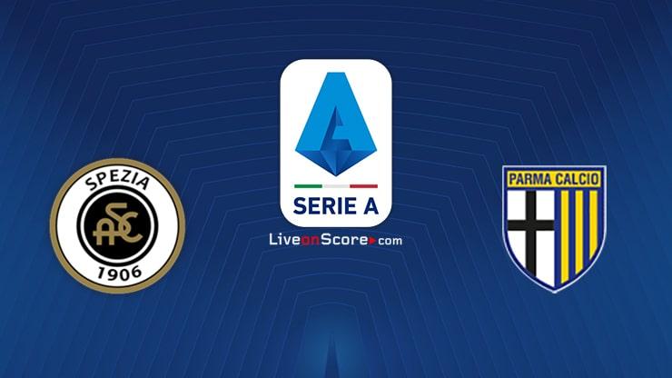Spezia vs Parma Preview and Prediction Live stream Serie Tim A 2021