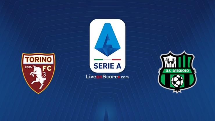 Torino vs Sassuolo Preview and Prediction Live stream Serie Tim A 2021