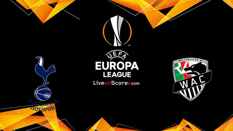 Tottenham vs Wolfsberger AC Preview and Prediction Live stream UEFA Europa League 1/16 Finals  2021