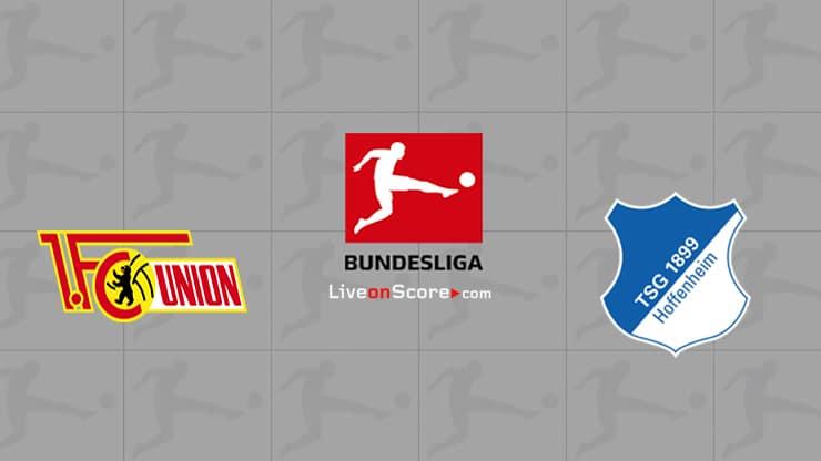 Union Berlin vs Hoffenheim Preview and Prediction Live stream Bundesliga 2021